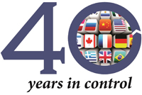 40 Years in Control