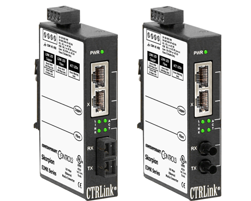 EIMK Industrial Ethernet Media Converters
