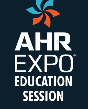 AHR 2018 Education Session