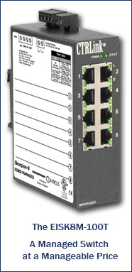 Managed Switch at a Manageable Price