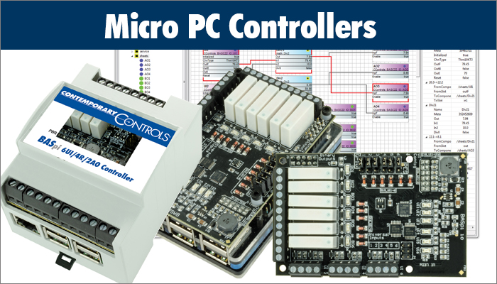 Micro PC Controllers