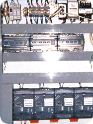 Five-port EISM5-100T switching hub